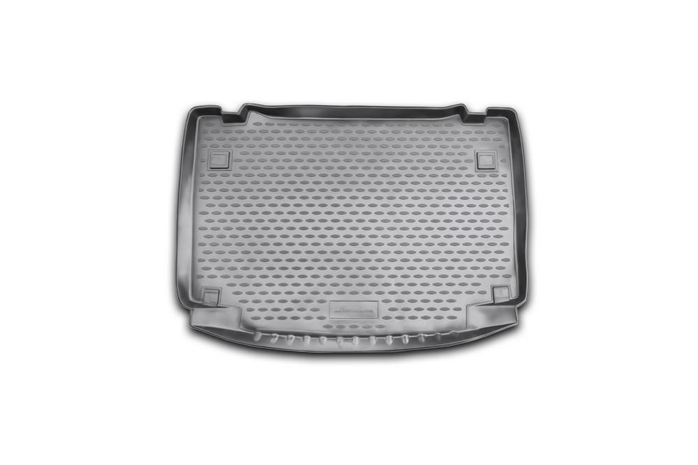 Коврик в багажник автомобиля Novline-Autofamily для Daihatsu Terios, 2006 -NLC.12.01.B13Автомобильный коврик в багажник позволит вам без особых усилий содержать в чистоте багажный отсек вашего авто и при этом перевозить в нем абсолютно любые грузы. Такой автомобильный коврик гарантированно защитит багажник вашего автомобиля от грязи, мусора и пыли, которые постоянно скапливаются в этом отсеке. А кроме того, поддон не пропускает влагу. Все это надолго убережет важную часть кузова от износа. Мыть коврик для багажника из полиуретана можно любыми чистящими средствами или просто водой. При этом много времени уборка не отнимет, ведь полиуретан устойчив к загрязнениям. Если вам приходится перевозить в багажнике тяжелые грузы, за сохранность автоковрика можете не беспокоиться. Он сделан из прочного материала, который не деформируется при механических нагрузках и устойчив даже к экстремальным температурам. А кроме того, коврик для багажника надежно фиксируется и не сдвигается во время поездки - это дополнительная гарантия сохранности вашего багажа. ...