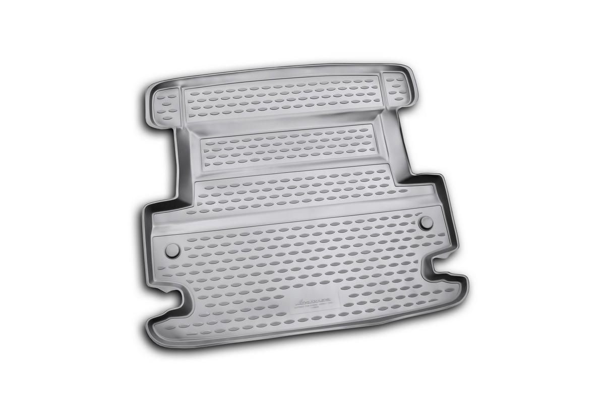 Коврик автомобильный Novline-Autofamily для Dodge Journey кроссовер 2008-, в багажникNLC.13.04.N13Автомобильный коврик Novline-Autofamily, изготовленный из полиуретана, позволит вам без особых усилий содержать в чистоте багажный отсек вашего авто и при этом перевозить в нем абсолютно любые грузы. Этот модельный коврик идеально подойдет по размерам багажнику вашего автомобиля. Такой автомобильный коврик гарантированно защитит багажник от грязи, мусора и пыли, которые постоянно скапливаются в этом отсеке. А кроме того, поддон не пропускает влагу. Все это надолго убережет важную часть кузова от износа. Коврик в багажнике сильно упростит для вас уборку. Согласитесь, гораздо проще достать и почистить один коврик, нежели весь багажный отсек. Тем более, что поддон достаточно просто вынимается и вставляется обратно. Мыть коврик для багажника из полиуретана можно любыми чистящими средствами или просто водой. При этом много времени у вас уборка не отнимет, ведь полиуретан устойчив к загрязнениям. Если вам приходится перевозить в багажнике тяжелые грузы,...