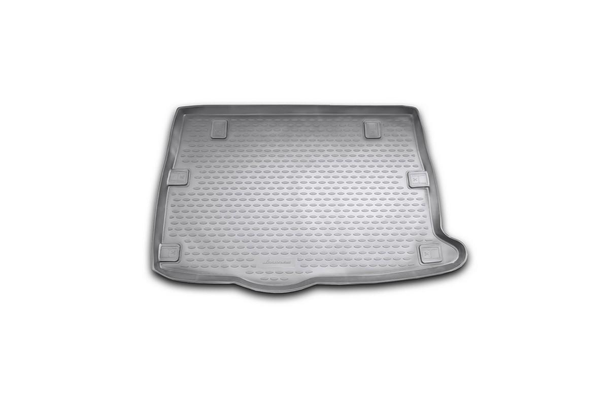 Коврик автомобильный Novline-Autofamily для Hyundai Veloster хэтчбек 2012-, в багажникNLC.20.52.B11Автомобильный коврик Novline-Autofamily, изготовленный из полиуретана, позволит вам без особых усилий содержать в чистоте багажный отсек вашего авто и при этом перевозить в нем абсолютно любые грузы. Этот модельный коврик идеально подойдет по размерам багажнику вашего автомобиля. Такой автомобильный коврик гарантированно защитит багажник от грязи, мусора и пыли, которые постоянно скапливаются в этом отсеке. А кроме того, поддон не пропускает влагу. Все это надолго убережет важную часть кузова от износа. Коврик в багажнике сильно упростит для вас уборку. Согласитесь, гораздо проще достать и почистить один коврик, нежели весь багажный отсек. Тем более, что поддон достаточно просто вынимается и вставляется обратно. Мыть коврик для багажника из полиуретана можно любыми чистящими средствами или просто водой. При этом много времени у вас уборка не отнимет, ведь полиуретан устойчив к загрязнениям. Если вам приходится перевозить в багажнике тяжелые грузы,...