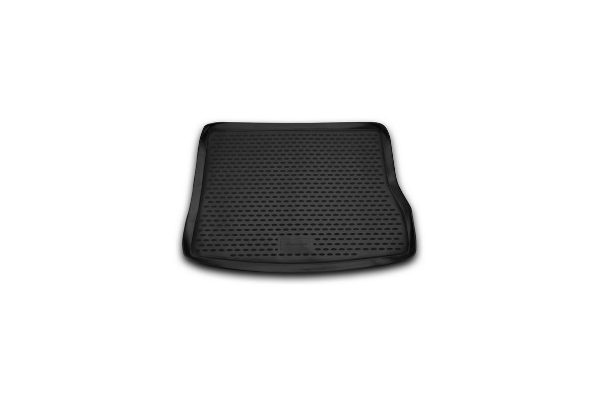 Коврик автомобильный Novline-Autofamily для Kia Pro Ceed 3D хэтчбек, 2008-, в багажник. NLC.25.27.B16NLC.25.27.B16Автомобильный коврик Novline-Autofamily, изготовленный из полиуретана, позволит вам без особых усилий содержать в чистоте багажный отсек вашего авто и при этом перевозить в нем абсолютно любые грузы. Этот модельный коврик идеально подойдет по размерам багажнику вашего автомобиля. Такой автомобильный коврик гарантированно защитит багажник от грязи, мусора и пыли, которые постоянно скапливаются в этом отсеке. А кроме того, поддон не пропускает влагу. Все это надолго убережет важную часть кузова от износа. Коврик в багажнике сильно упростит для вас уборку. Согласитесь, гораздо проще достать и почистить один коврик, нежели весь багажный отсек. Тем более, что поддон достаточно просто вынимается и вставляется обратно. Мыть коврик для багажника из полиуретана можно любыми чистящими средствами или просто водой. При этом много времени у вас уборка не отнимет, ведь полиуретан устойчив к загрязнениям. Если вам приходится перевозить в багажнике тяжелые грузы,...