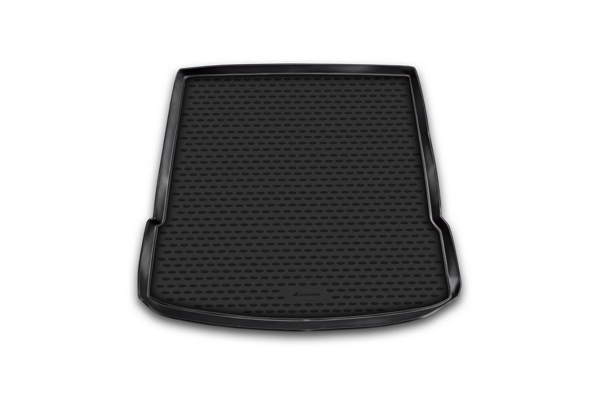 Коврик автомобильный Novline-Autofamily для Kia Mohave универсал 2010, 2009-, в багажник. NLC.25.29.B12NLC.25.29.B12Автомобильный коврик Novline-Autofamily, изготовленный из полиуретана, позволит вам без особых усилий содержать в чистоте багажный отсек вашего авто и при этом перевозить в нем абсолютно любые грузы. Этот модельный коврик идеально подойдет по размерам багажнику вашего автомобиля. Такой автомобильный коврик гарантированно защитит багажник от грязи, мусора и пыли, которые постоянно скапливаются в этом отсеке. А кроме того, поддон не пропускает влагу. Все это надолго убережет важную часть кузова от износа. Коврик в багажнике сильно упростит для вас уборку. Согласитесь, гораздо проще достать и почистить один коврик, нежели весь багажный отсек. Тем более, что поддон достаточно просто вынимается и вставляется обратно. Мыть коврик для багажника из полиуретана можно любыми чистящими средствами или просто водой. При этом много времени у вас уборка не отнимет, ведь полиуретан устойчив к загрязнениям. Если вам приходится перевозить в багажнике тяжелые грузы,...