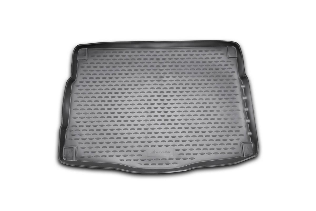 Коврик автомобильный Novline-Autofamily для Kia Ceed хэтчбек 2012-, в багажник. NLC.25.43.B11NLC.25.43.B11Автомобильный коврик Novline-Autofamily, изготовленный из полиуретана, позволит вам без особых усилий содержать в чистоте багажный отсек вашего авто и при этом перевозить в нем абсолютно любые грузы. Этот модельный коврик идеально подойдет по размерам багажнику вашего автомобиля. Такой автомобильный коврик гарантированно защитит багажник от грязи, мусора и пыли, которые постоянно скапливаются в этом отсеке. А кроме того, поддон не пропускает влагу. Все это надолго убережет важную часть кузова от износа. Коврик в багажнике сильно упростит для вас уборку. Согласитесь, гораздо проще достать и почистить один коврик, нежели весь багажный отсек. Тем более, что поддон достаточно просто вынимается и вставляется обратно. Мыть коврик для багажника из полиуретана можно любыми чистящими средствами или просто водой. При этом много времени у вас уборка не отнимет, ведь полиуретан устойчив к загрязнениям. Если вам приходится перевозить в багажнике тяжелые грузы,...