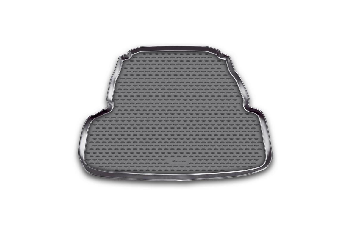 Коврик автомобильный Novline-Autofamily для Kia Cadenza седан 2011-, в багажникNLC.25.44.B10Автомобильный коврик Novline-Autofamily, изготовленный из полиуретана, позволит вам без особых усилий содержать в чистоте багажный отсек вашего авто и при этом перевозить в нем абсолютно любые грузы. Этот модельный коврик идеально подойдет по размерам багажнику вашего автомобиля. Такой автомобильный коврик гарантированно защитит багажник от грязи, мусора и пыли, которые постоянно скапливаются в этом отсеке. А кроме того, поддон не пропускает влагу. Все это надолго убережет важную часть кузова от износа. Коврик в багажнике сильно упростит для вас уборку. Согласитесь, гораздо проще достать и почистить один коврик, нежели весь багажный отсек. Тем более, что поддон достаточно просто вынимается и вставляется обратно. Мыть коврик для багажника из полиуретана можно любыми чистящими средствами или просто водой. При этом много времени у вас уборка не отнимет, ведь полиуретан устойчив к загрязнениям. Если вам приходится перевозить в багажнике тяжелые грузы,...