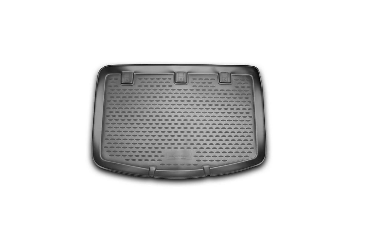 Коврик автомобильный Novline-Autofamily для Kia Rio хэтчбек 2011-, в багажникNLC.25.47.B11Автомобильный коврик Novline-Autofamily, изготовленный из полиуретана, позволит вам без особых усилий содержать в чистоте багажный отсек вашего авто и при этом перевозить в нем абсолютно любые грузы. Этот модельный коврик идеально подойдет по размерам багажнику вашего автомобиля. Такой автомобильный коврик гарантированно защитит багажник от грязи, мусора и пыли, которые постоянно скапливаются в этом отсеке. А кроме того, поддон не пропускает влагу. Все это надолго убережет важную часть кузова от износа. Коврик в багажнике сильно упростит для вас уборку. Согласитесь, гораздо проще достать и почистить один коврик, нежели весь багажный отсек. Тем более, что поддон достаточно просто вынимается и вставляется обратно. Мыть коврик для багажника из полиуретана можно любыми чистящими средствами или просто водой. При этом много времени у вас уборка не отнимет, ведь полиуретан устойчив к загрязнениям. Если вам приходится перевозить в багажнике тяжелые грузы,...