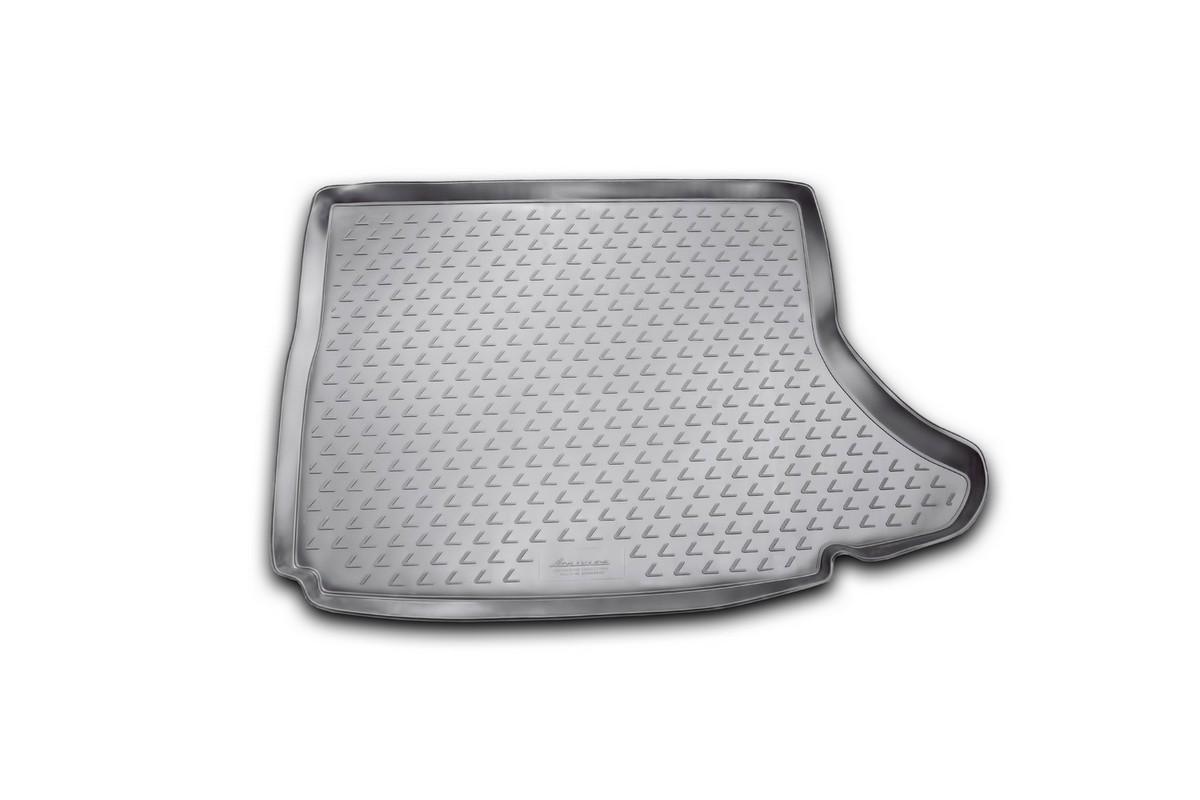 Коврик в багажник автомобиля Novline-Autofamily для Lexus CT 200h, с сабвуфером, 2011 -NLC.29.19.S11Автомобильный коврик в багажник позволит вам без особых усилий содержать в чистоте багажный отсек вашего авто и при этом перевозить в нем абсолютно любые грузы. Такой автомобильный коврик гарантированно защитит багажник вашего автомобиля от грязи, мусора и пыли, которые постоянно скапливаются в этом отсеке. А кроме того, поддон не пропускает влагу. Все это надолго убережет важную часть кузова от износа. Мыть коврик для багажника из полиуретана можно любыми чистящими средствами или просто водой. При этом много времени уборка не отнимет, ведь полиуретан устойчив к загрязнениям. Если вам приходится перевозить в багажнике тяжелые грузы, за сохранность автоковрика можете не беспокоиться. Он сделан из прочного материала, который не деформируется при механических нагрузках и устойчив даже к экстремальным температурам. А кроме того, коврик для багажника надежно фиксируется и не сдвигается во время поездки - это дополнительная гарантия сохранности вашего багажа.