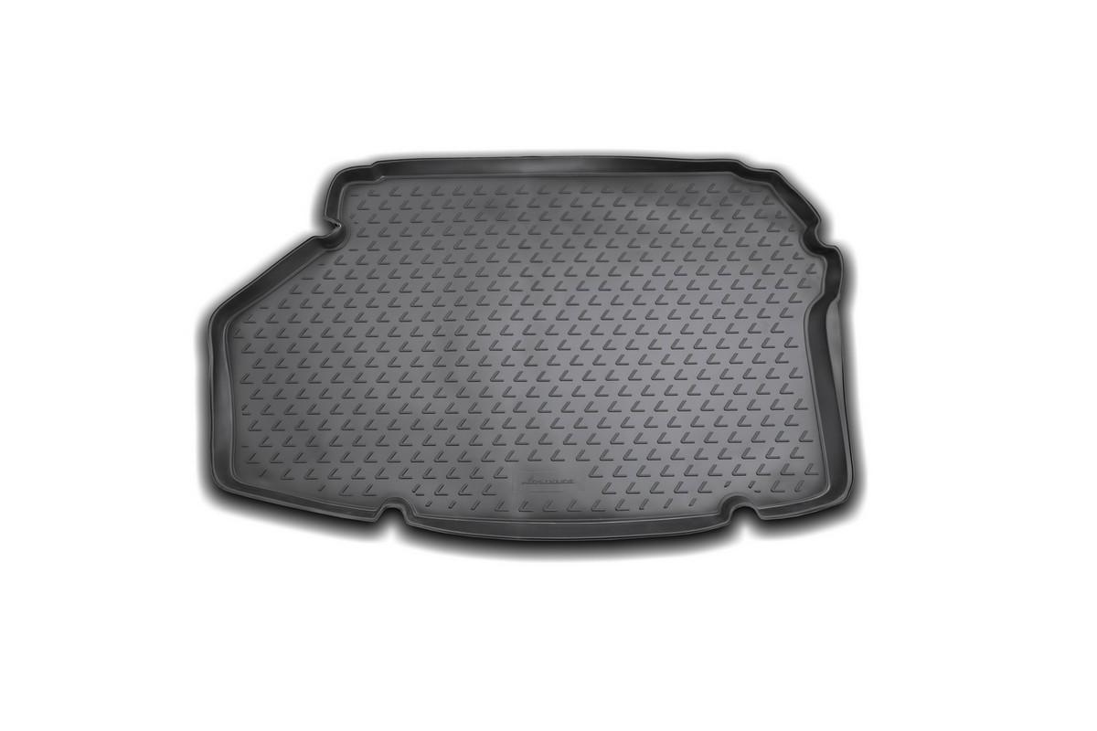 Коврик автомобильный Novline-Autofamily для Lexus ES 300H седан 2012-, в багажникNLC.29.27.B10Автомобильный коврик Novline-Autofamily, изготовленный из полиуретана, позволит вам без особых усилий содержать в чистоте багажный отсек вашего авто и при этом перевозить в нем абсолютно любые грузы. Этот модельный коврик идеально подойдет по размерам багажнику вашего автомобиля. Такой автомобильный коврик гарантированно защитит багажник от грязи, мусора и пыли, которые постоянно скапливаются в этом отсеке. А кроме того, поддон не пропускает влагу. Все это надолго убережет важную часть кузова от износа. Коврик в багажнике сильно упростит для вас уборку. Согласитесь, гораздо проще достать и почистить один коврик, нежели весь багажный отсек. Тем более, что поддон достаточно просто вынимается и вставляется обратно. Мыть коврик для багажника из полиуретана можно любыми чистящими средствами или просто водой. При этом много времени у вас уборка не отнимет, ведь полиуретан устойчив к загрязнениям. Если вам приходится перевозить в багажнике тяжелые грузы,...