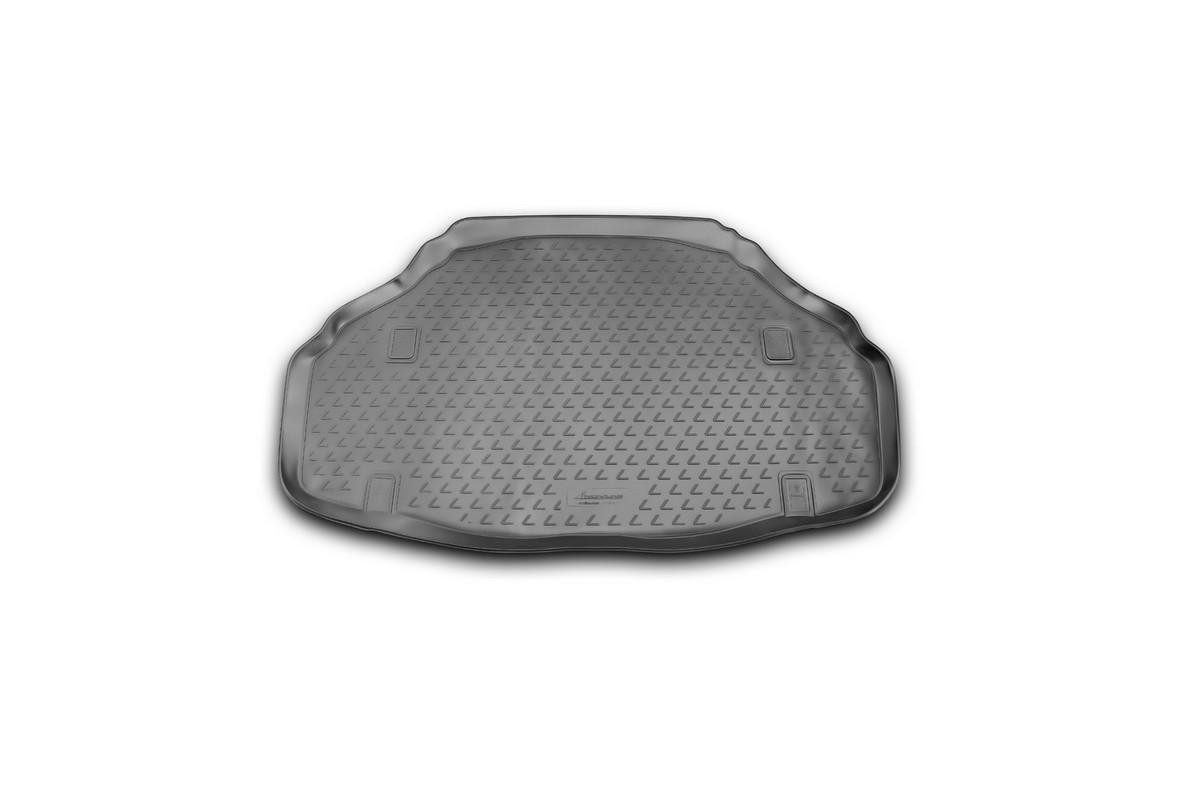 Коврик автомобильный Novline-Autofamily для Lexus LS460L седан 2012-, в багажникNLC.29.28.B10Автомобильный коврик Novline-Autofamily, изготовленный из полиуретана, позволит вам без особых усилий содержать в чистоте багажный отсек вашего авто и при этом перевозить в нем абсолютно любые грузы. Этот модельный коврик идеально подойдет по размерам багажнику вашего автомобиля. Такой автомобильный коврик гарантированно защитит багажник от грязи, мусора и пыли, которые постоянно скапливаются в этом отсеке. А кроме того, поддон не пропускает влагу. Все это надолго убережет важную часть кузова от износа. Коврик в багажнике сильно упростит для вас уборку. Согласитесь, гораздо проще достать и почистить один коврик, нежели весь багажный отсек. Тем более, что поддон достаточно просто вынимается и вставляется обратно. Мыть коврик для багажника из полиуретана можно любыми чистящими средствами или просто водой. При этом много времени у вас уборка не отнимет, ведь полиуретан устойчив к загрязнениям. Если вам приходится перевозить в багажнике тяжелые грузы,...