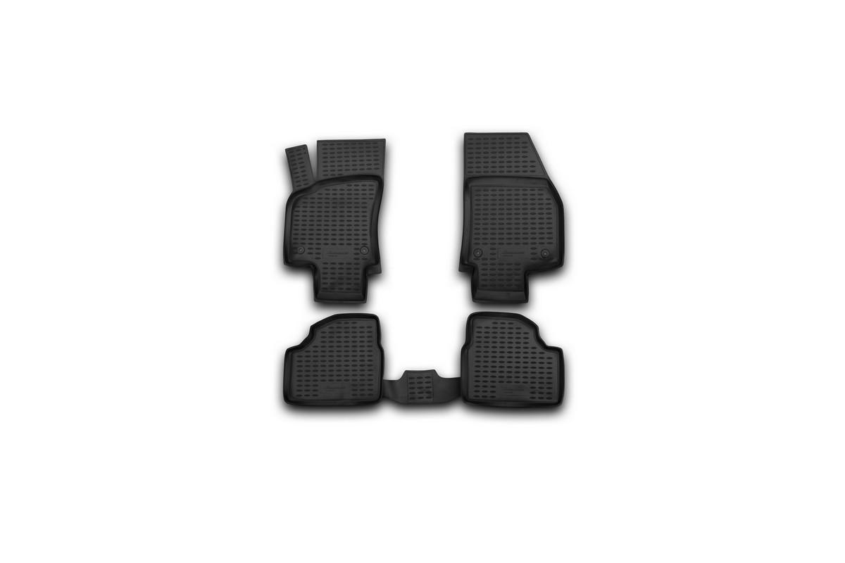 Коврики в салон автомобиля Novline-Autofamily для Opel Astra H, 2004 -, 4 штNLC.37.02.210kКоврики Novline-Autofamily улучшат внешний вид салона автомобиля и надежно уберегут его от пыли, грязи и сырости, а значит, защитят кузов от коррозии. Полиуретановые коврики гладкие, приятные и не пропускает влагу. Полиуретановые автомобильные коврики произведены из высококачественного материала, который держит форму и не пачкает обувь. Коврики надежно крепятся на полу и не скользят, что очень важно во время движения, особенно для водителя. Изделия из полиуретана надежно удерживают грязь и влагу, при этом всегда выглядят довольно опрятно. И чистятся они очень просто: как при помощи автомобильного пылесоса, так и различными моющими средствами.
