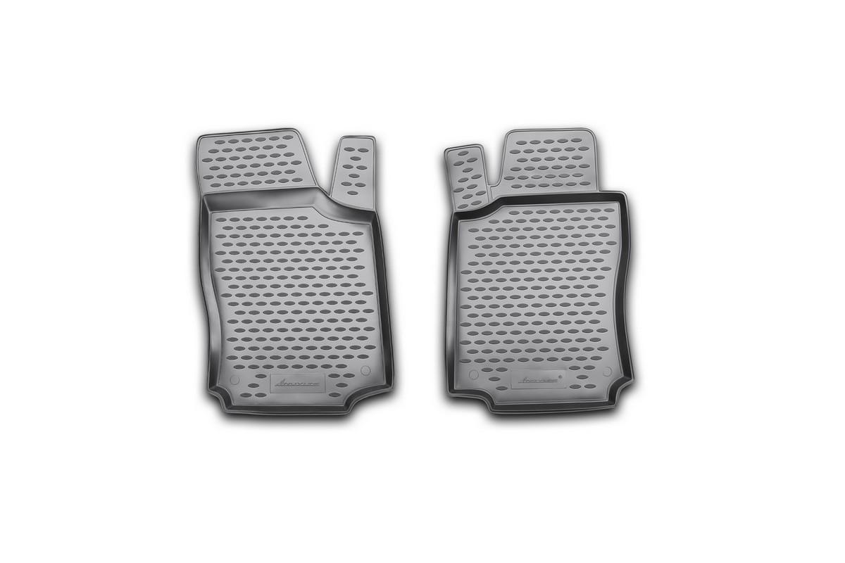 Коврики в салон OPEL Combo 2001->, 2 шт. (полиуретан)NLC.37.20.210fКоврики в салон не только улучшат внешний вид салона вашего автомобиля, но и надежно уберегут его от пыли, грязи и сырости, а значит, защитят кузов от коррозии. Полиуретановые коврики для автомобиля гладкие, приятные и не пропускают влагу. Автомобильные коврики в салон учитывают все особенности каждой модели и полностью повторяют контуры пола. Благодаря этому их не нужно будет подгибать или обрезать. И самое главное — они не будут мешать педалям. Полиуретановые автомобильные коврики для салона произведены из высококачественного материала, который держит форму и не пачкает обувь. К тому же, этот материал очень прочный (его, к примеру, не получится проткнуть каблуком). Некоторые автоковрики становятся источником неприятного запаха в автомобиле. С полиуретановыми ковриками Novline вы можете этого не бояться. Ковры для автомобилей надежно крепятся на полу и не скользят, что очень важно во время движения, особенно для водителя. Автоковры из полиуретана надежно удерживают грязь и влагу, при...