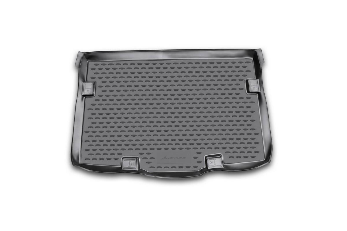 Коврик автомобильный Novline-Autofamily для Suzuki SX4 хэтчбек 03/2010-, в багажникNLC.47.19.BN11Автомобильный коврик Novline-Autofamily, изготовленный из полиуретана, позволит вам без особых усилий содержать в чистоте багажный отсек вашего авто и при этом перевозить в нем абсолютно любые грузы. Этот модельный коврик идеально подойдет по размерам багажнику вашего автомобиля. Такой автомобильный коврик гарантированно защитит багажник от грязи, мусора и пыли, которые постоянно скапливаются в этом отсеке. А кроме того, поддон не пропускает влагу. Все это надолго убережет важную часть кузова от износа. Коврик в багажнике сильно упростит для вас уборку. Согласитесь, гораздо проще достать и почистить один коврик, нежели весь багажный отсек. Тем более, что поддон достаточно просто вынимается и вставляется обратно. Мыть коврик для багажника из полиуретана можно любыми чистящими средствами или просто водой. При этом много времени у вас уборка не отнимет, ведь полиуретан устойчив к загрязнениям. Если вам приходится перевозить в багажнике тяжелые грузы,...