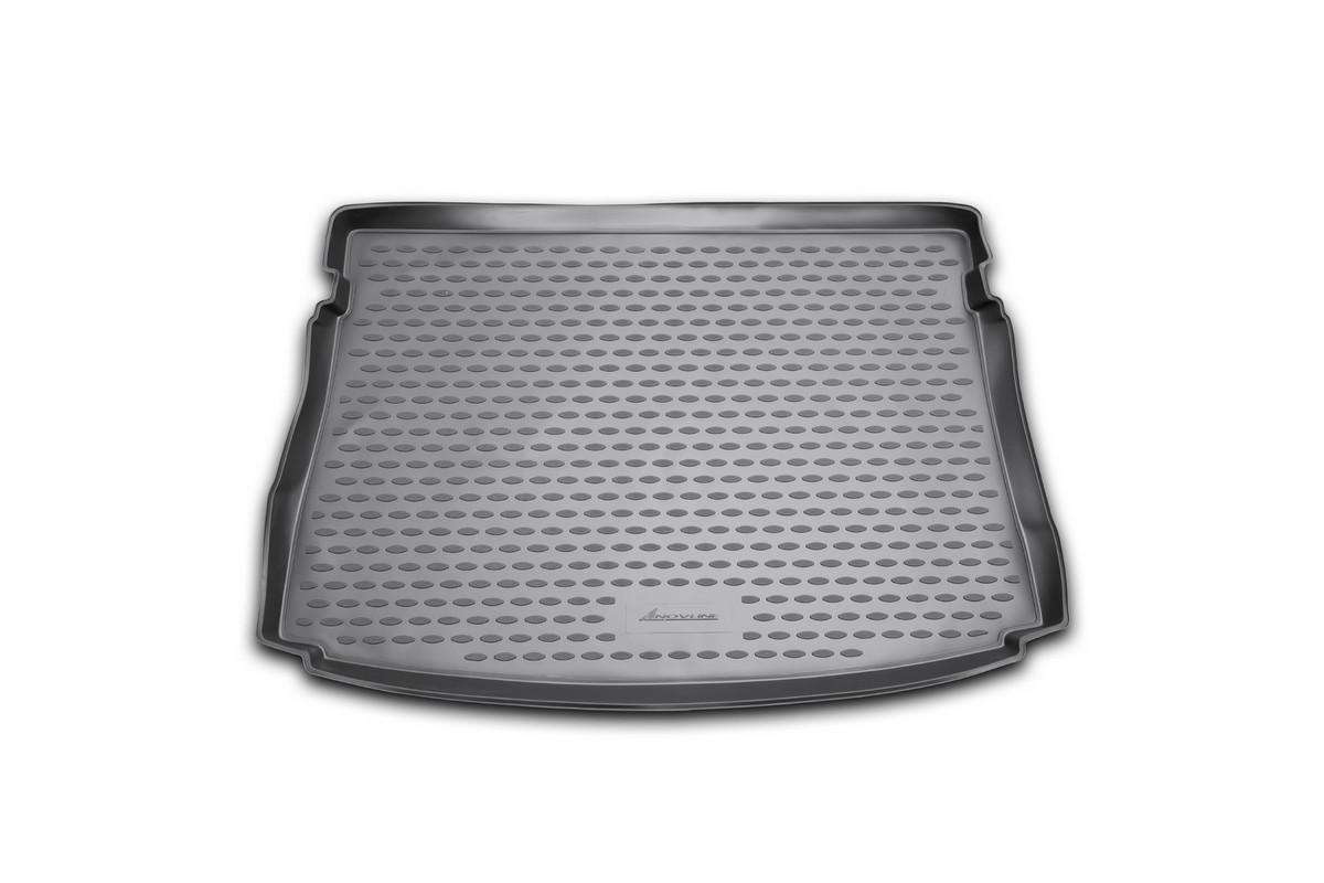 Коврик автомобильный Novline-Autofamily для Volkswagen Golf VII хэтчбек 2013-, в багажникNLC.51.44.B11Автомобильный коврик Novline-Autofamily, изготовленный из полиуретана, позволит вам без особых усилий содержать в чистоте багажный отсек вашего авто и при этом перевозить в нем абсолютно любые грузы. Этот модельный коврик идеально подойдет по размерам багажнику вашего автомобиля. Такой автомобильный коврик гарантированно защитит багажник от грязи, мусора и пыли, которые постоянно скапливаются в этом отсеке. А кроме того, поддон не пропускает влагу. Все это надолго убережет важную часть кузова от износа. Коврик в багажнике сильно упростит для вас уборку. Согласитесь, гораздо проще достать и почистить один коврик, нежели весь багажный отсек. Тем более, что поддон достаточно просто вынимается и вставляется обратно. Мыть коврик для багажника из полиуретана можно любыми чистящими средствами или просто водой. При этом много времени у вас уборка не отнимет, ведь полиуретан устойчив к загрязнениям. Если вам приходится перевозить в багажнике тяжелые грузы,...