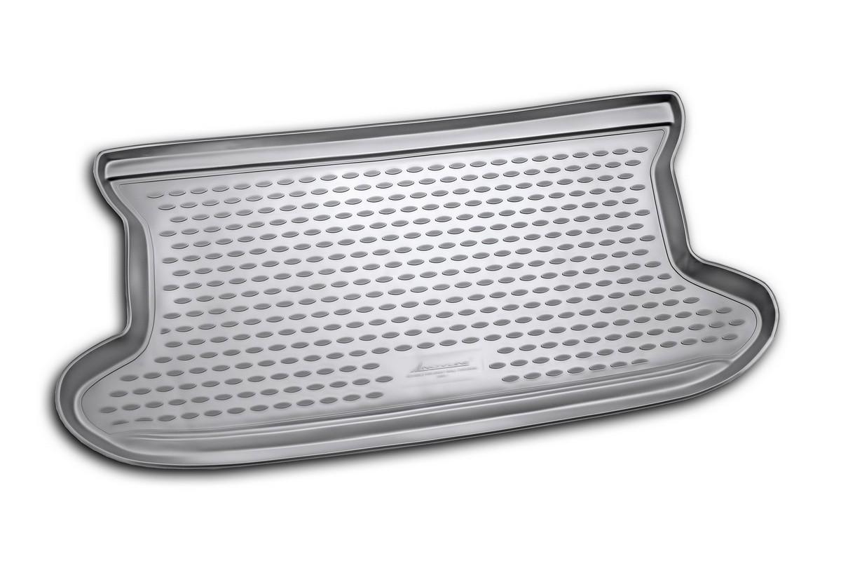 Коврик автомобильный Novline-Autofamily для Great Wall Coolbear хэтчбек 2008-, в багажникNLC.59.07.B11Автомобильный коврик Novline-Autofamily, изготовленный из полиуретана, позволит вам без особых усилий содержать в чистоте багажный отсек вашего авто и при этом перевозить в нем абсолютно любые грузы. Этот модельный коврик идеально подойдет по размерам багажнику вашего автомобиля. Такой автомобильный коврик гарантированно защитит багажник от грязи, мусора и пыли, которые постоянно скапливаются в этом отсеке. А кроме того, поддон не пропускает влагу. Все это надолго убережет важную часть кузова от износа. Коврик в багажнике сильно упростит для вас уборку. Согласитесь, гораздо проще достать и почистить один коврик, нежели весь багажный отсек. Тем более, что поддон достаточно просто вынимается и вставляется обратно. Мыть коврик для багажника из полиуретана можно любыми чистящими средствами или просто водой. При этом много времени у вас уборка не отнимет, ведь полиуретан устойчив к загрязнениям. Если вам приходится перевозить в багажнике тяжелые грузы,...