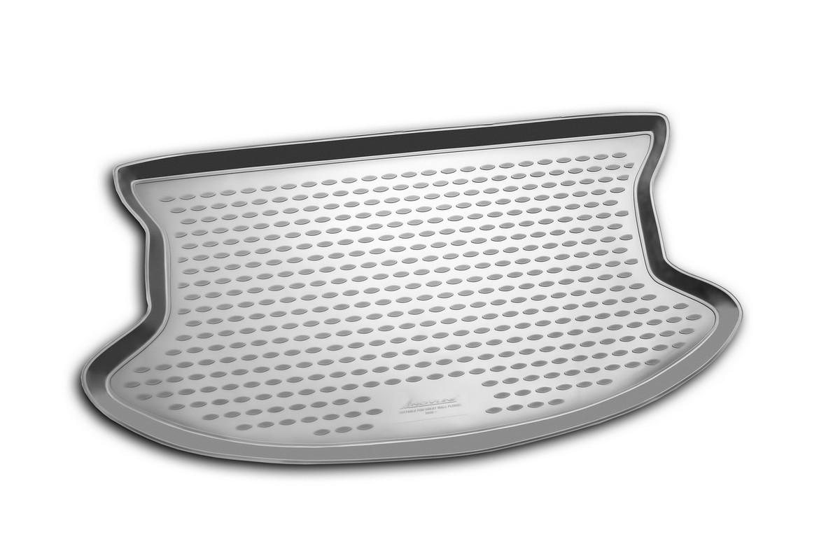 Коврик в багажник GREAT WALL Florid 2008->, хб. (полиуретан) - НовлайнNLC-59-08-B11Автомобильный коврик в багажник позволит вам без особых усилий содержать в чистоте багажный отсек вашего авто и при этом перевозить в нем абсолютно любые грузы. Этот модельный коврик идеально подойдет по размерам багажнику вашего авто. Такой автомобильный коврик гарантированно защитит багажник вашего автомобиля от грязи, мусора и пыли, которые постоянно скапливаются в этом отсеке. А кроме того, поддон не пропускает влагу. Все это надолго убережет важную часть кузова от износа. Коврик в багажнике сильно упростит для вас уборку. Согласитесь, гораздо проще достать и почистить один коврик, нежели весь багажный отсек. Тем более, что поддон достаточно просто вынимается и вставляется обратно. Мыть коврик для багажника из полиуретана можно любыми чистящими средствами или просто водой. При этом много времени у вас уборка не отнимет, ведь полиуретан устойчив к загрязнениям. Если вам приходится перевозить в багажнике тяжелые грузы, за сохранность автоковрика можете не беспокоиться. Он сделан...