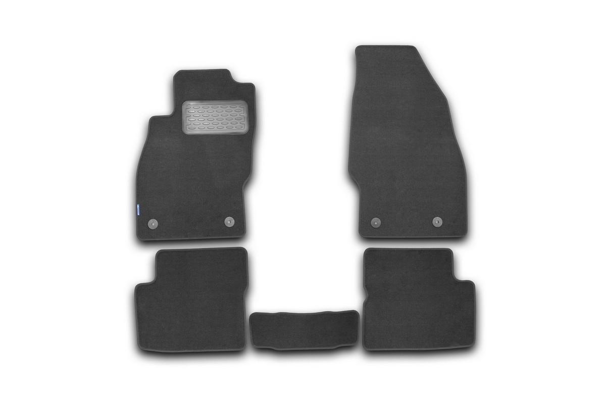 Набор автомобильных ковриков Novline-Autofamily для Opel Corsa D 3D, 5D 2006-, хэтчбек, в салон, 5 штNLT.37.14.11.110khНабор автомобильных ковриков Novline-Autofamily, изготовленный из текстиля, состоит из 5 ковриков, которые учитывают все особенности каждой модели автомобиля и полностью повторяют контуры пола. Текстильные автомобильные коврики для салона произведены из высококачественного материала, который держит форму, прочный и не пачкает обувь. Коврики в салон не только улучшат внешний вид салона вашего автомобиля, но и надежно уберегут его от пыли, грязи и сырости, а значит, защитят кузов от коррозии. Текстильные коврики для автомобиля мягкие и приятные, а их основа из вспененного полиуретана не пропускает влагу. Ковры для автомобилей надежно крепятся на полу и не скользят, что очень важно во время движения. Чистятся коврики очень просто: как при помощи автомобильного пылесоса, так и различными моющими средствами. Набор подходит для Opel Corsa D 3D, 5D с 2006 года выпуска.