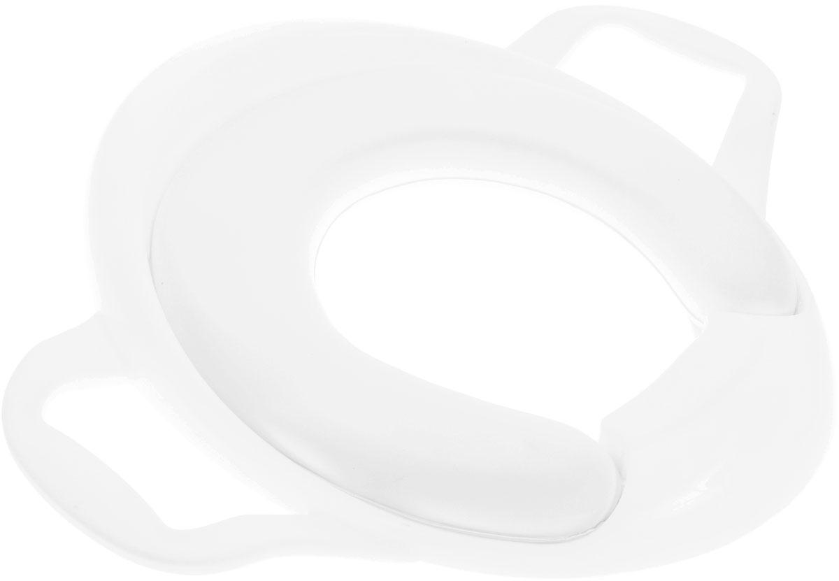 Roxy-kids Адаптер для унитаза с ручками в стороны цвет белый RTS-622_белый