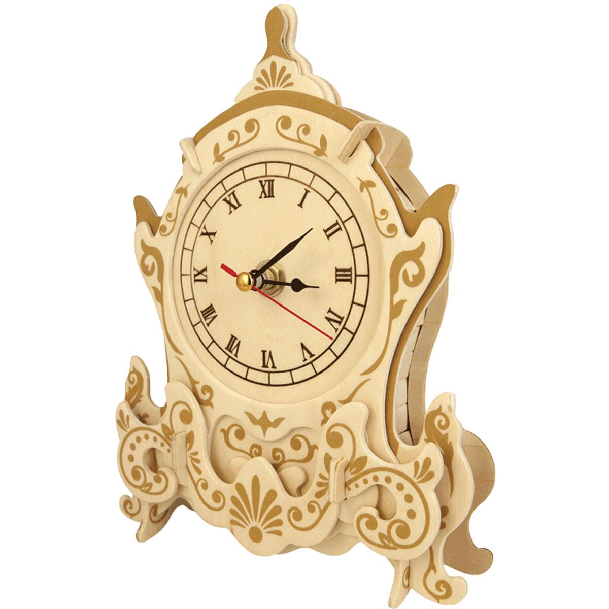 VGA Wooden Toys Сборная деревянная модель Ажурные часы