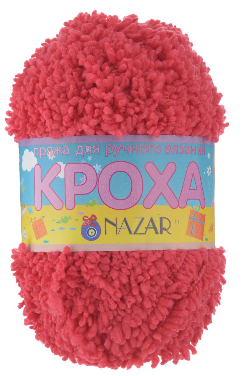 Пряжа для вязания детская Nazar Кроха, цвет: красный (2732), 75 м, 50 г, 10 шт349017_2732 красныйNazar Кроха - это фантастически мягкая пряжа, изготовленная из 100% микрополиэстера. Такая пряжа идеально подойдет для изготовления игрушек или детской одежды. Изделия практичны в носке и уходе. Рекомендуется вязать спицами платочной или чулочной вязкой (кулинарная гладь). Комплектация: 10 мотков. Состав: 100% микрополиэстер.