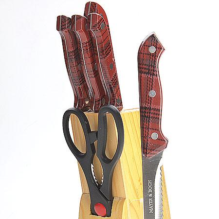 Набор ножей Mayer & Boch, 7 предметов. 397