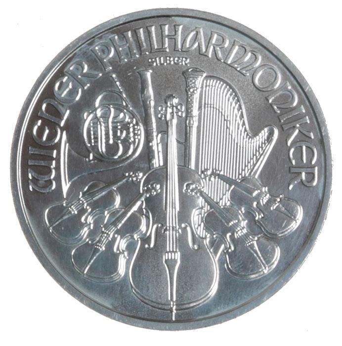 Монета номиналом 1,5 евро Венская филармония. Австрия, 2008 год739Диаметр: 3.7 см. Качество чеканки: UNC Тираж: 7800000 экземпляров Художник: Thomas Pesendorfer