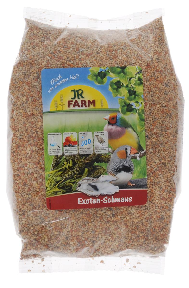 """Корм для экзотических птиц JR Farm """"Classic"""", 1 кг 25536"""