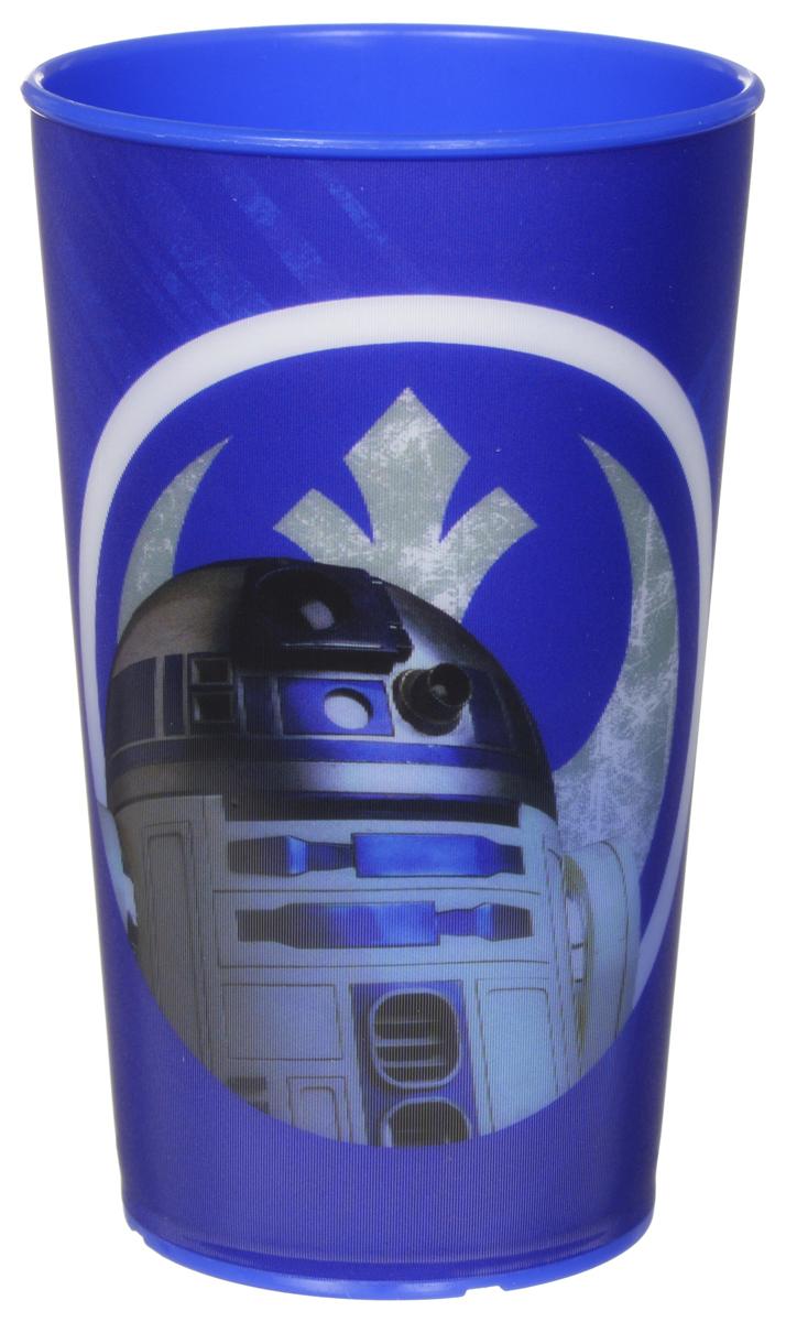 Star Wars Стакан детский R2D2 260 млSWT260-02Детский стакан Star Wars R2D2 станет отличным подарком для любого фаната знаменитой саги. Он выполнен из полипропилена и оформлен рисунком с изображением дроида R2D2. Специальное покрытие с отливом делает изображение на стакане более объемным. Объем стакана: 260 мл. Не подходит для использования в посудомоечной машине и СВЧ-печи.