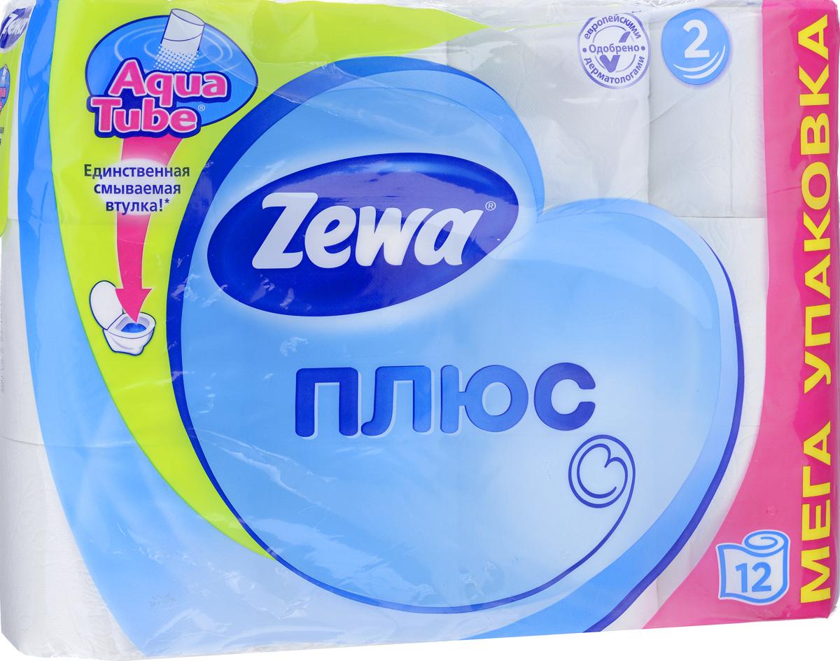 Туалетная бумага Zewa Плюс, двухслойная, цвет: белый, 12 рулонов02.03.05.144090Двухслойная туалетная бумага Zewa Плюс не имеет запаха, не содержит красителей и безопасна даже для аллергиков. Благодаря инновационному тиснению с нежной текстурой и декоративным рисунком, бумага стала еще мягче. Теперь она еще бережнее ухаживает за вашей кожей, и дарит совершенную заботу всем членам вашей семьи. Покупая большую упаковку туалетной бумаги вы сэкономите деньги и обеспечите качественный уход даже за нежной кожей детей, не вызывая раздражения. По сравнению с классической однослойной туалетной бумагой, двухслойная имеет большую прочность и мягкость. Количество листов (в одном рулоне): 184 шт. Количество слоев: 2. Размер листа: 9,5 см х 12,5 см. Длина рулона: 18,8 м. Товар сертифицирован.