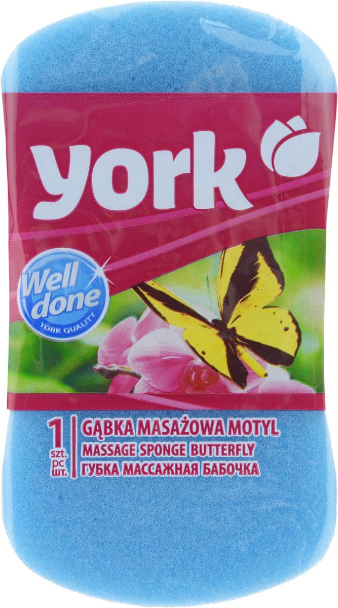 Губка для тела York