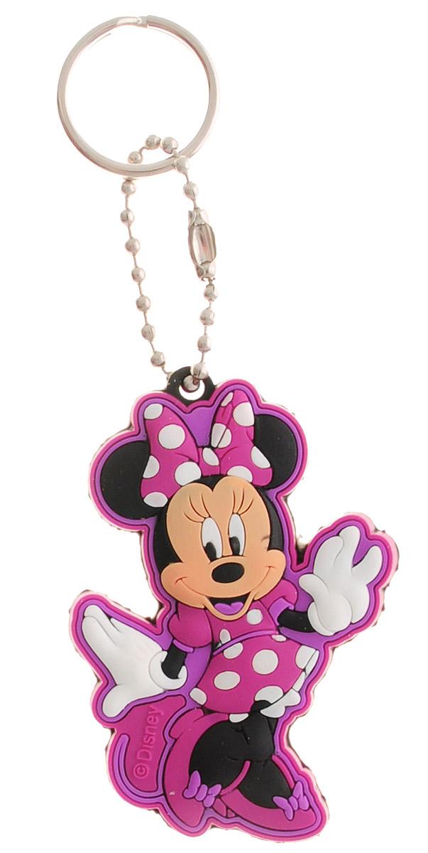 Веселая затея Брелок Disney Минни Маус1507-0816Брелок Веселая затея Disney: Минни Маус станет отличным сувениром для маленькой модницы. Брелок сделан из мягкого винила в виде Минни Маус в нарядном платье. Кольцо сделано из металла. На брелок можно повесить ключи или прикрепить его к рюкзачку.