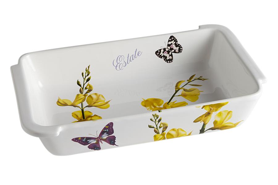 Блюдо прямоугольное для запекания Лето. CV2-43216-ALCV2-43216-ALКерамическая посуда итальянской фабрики «Ceramiche Viva» известна не только своим превосходным качеством, но и удивительными, неповторимыми дизайнами, отличающими ее от любой другой керамической посуды.Помимо внешней привлекательности посуда «Ceramiche Viva» обладает и прекрасными практическими свойствами: посуду «Ceramiche Viva» можно мыть в посудомоечной машине и использовать в микроволновой печи. Не разрешается применять при мытье посуды абразивные порошки. Поверхность изделий покрыта высококачественной глазурью, не содержащей свинца.
