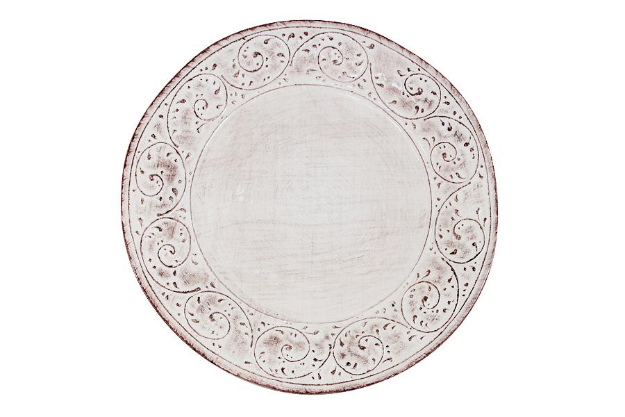 Блюдо LCS Медичи, диаметр 37 смLCS255-ME-ALКруглое блюдо LCS Медичи, выполненное из высококачественной керамики, оформлено изящным изображением цветочных узоров. Изделие доставит истинное удовольствие ценителям прекрасного. Яркий дизайн, несомненно придется вам по вкусу. Блюдо LCS Медичи поможет украсить сервировку праздничного или обеденного стола. Диаметр блюда (по верхнему краю): 37 см.