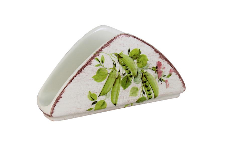 Салфетница LCS Овощное ассорти, 21 х 5 смLCS996-VE-ALСалфетница LCS Овощное ассорти, изготовленная из высококачественной керамики, украшена изображением овощей. Красочность оформления придется по вкусу и ценителям классики, и тем, кто предпочитает утонченность и изящность. Салфетница яркого дизайна изящно украсит кухонный стол.