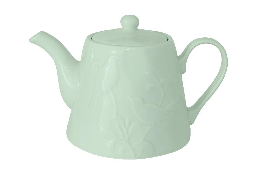 Чайник заварочный SantaFe Птицы, 1,3 лSL-SA15013gr-ALЗаварочный чайник SantaFe Птицы, изготовленный из высококачественной керамики, оформлен изящным изображением. Изделие придется по вкусу и ценителям классики, и тем, кто предпочитает утонченность и изысканность. Заварочный чайник SantaFe Птицы украсит интерьер кухни и подчеркнет ваш безупречный вкус.