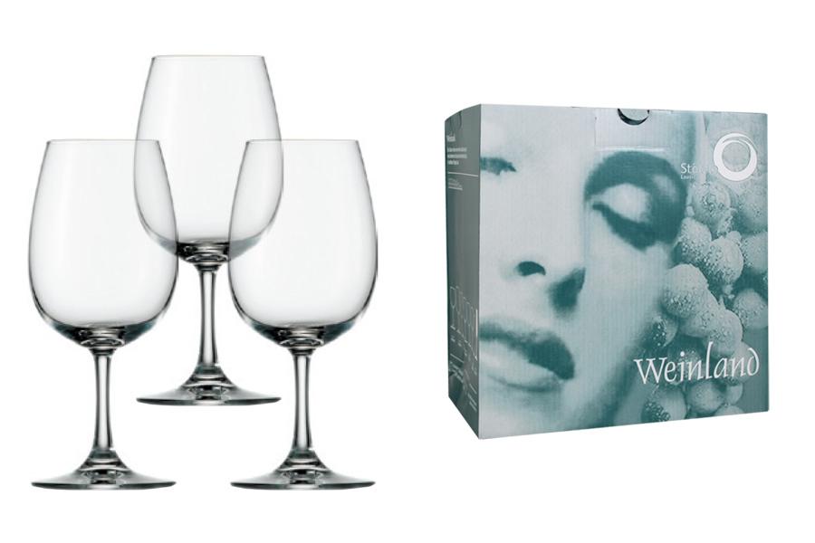 Набор для вина: 6 бокалов Weinland. STZ-1000002-ALSTZ-1000002-ALСовременная классика – именно так можно охарактеризовать продукцию немецкой компании Stolzle. Бокалы для вина, шампанского и виски, а также стаканы из коллекции «Weinland» изготовлены из стекла без добавления свинца, обладают кристальной прозрачностью, долговечны и прочны, подходят для частого использования и мытья в посудомоечной машине. Широкая у основания чаша – отличительная особенность бокалов для вина. Налитое в такой бокал вино лучше всего раскрывает свой изысканный вкус и неповторимый аромат. Специальная зауженная кверху форма бокалов для шампанского («флейта») позволяет раскрыть все грани вкуса игристого вина. Пузырьки в таком бокале не улетучиваются, а значит можно долго наслаждаться любимым напитком. Утолщенное дно и стенки стаканов долго сохраняют напиток прохладным. Серия «Weinland» от компании Stolzle имеет оптимальное соотношение цены и качества, что позволяет сохранять высокие объемы продаж вне зависимости от сезона.