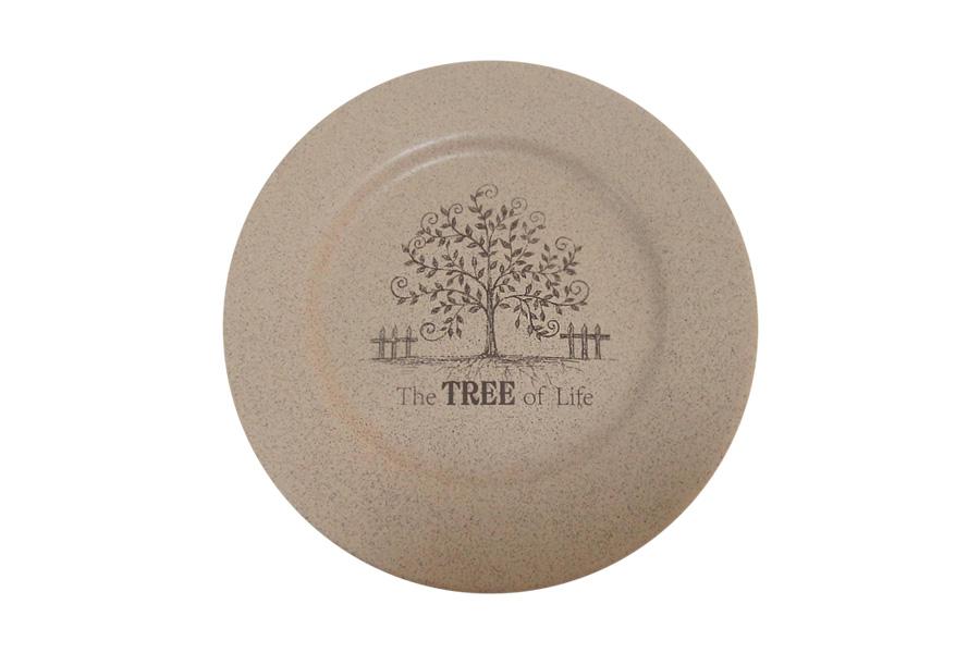 Тарелка для закусок Terracotta Дерево жизни, диаметр 21 смTLY802-2-TL-ALТарелка для закусок Terracotta Дерево жизни, изготовленная из высококачественной керамики, предназначена для красивой сервировки блюд. Она оформлена оригинальным изображением и имеет изысканный внешний вид. Прекрасный дизайн изделия идеально подойдет для сервировки праздничного или обеденного стола. Диаметр тарелки (по верхнему краю): 21 см.