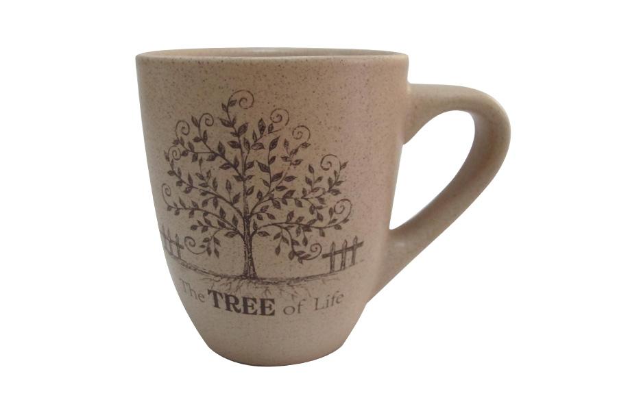 Кружка Terracotta Дерево жизни, 300 млTLY802-4-TL-ALКружка Terracotta Дерево жизни изготовлена из высококачественной керамики. Такая кружка прекрасно подойдет для горячих и холодных напитков. Она дополнит коллекцию вашей кухонной посуды и будет служить долгие годы. Диаметр кружки (по верхнему краю): 9 см.