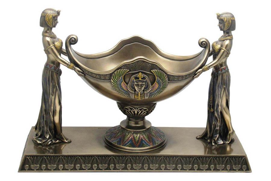 """Чаша """"Египтянки"""" (стиль Ар-Деко). VWU76524A4AL, Veronese"""