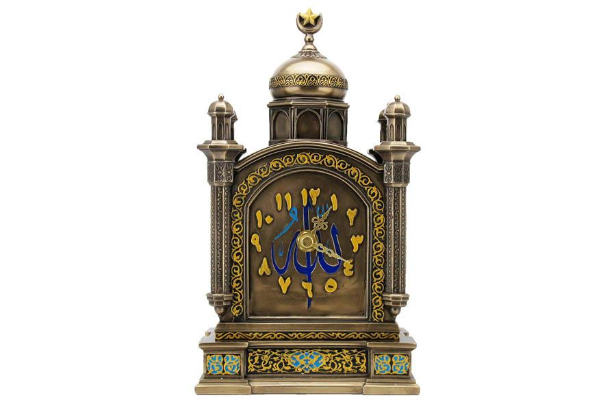 Часы каминные Арабеска. VWU76589A4ALVWU76589A4ALVeronese - это торговая марка, представляющая широкий ассортимент художественных изделий из полистоуна, выполненных по эскизам итальянских дизайнеров и художников. Полистоун представляет собой специальную массу с полимерными связующими материалами, которые абсолютно не токсичны.