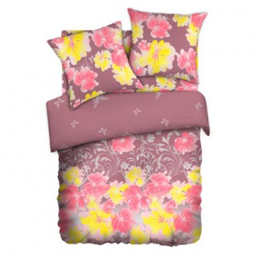 Комплект белья 1001 Ночь Сладкий сон, 1,5-спальный, наволочки 70х70, цвет: желтый, красный. 311853311853Роскошный комплект постельного белья 1001 Ночь Сладкий сон выполнен из натурального 100% хлопка. Неоспоримым плюсом постельного белья из такой ткани является мягкость и легкость, она прекрасно пропускает воздух, приятная на ощупь и за ней легко ухаживать. Комплект состоит из пододеяльника, простыни и двух наволочек, оформленных изображение голубого неба и ромашек. Благодаря такому комплекту постельного белья вы создадите неповторимую и романтическую атмосферу в вашей спальне.