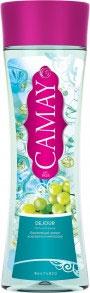 Camay Гель для душа дежур 250мл32021936Гель для душа Camay Дежур - искрящийся аромат винограда придаст сладость каждому дню и подчеркнет естественное обаяние.