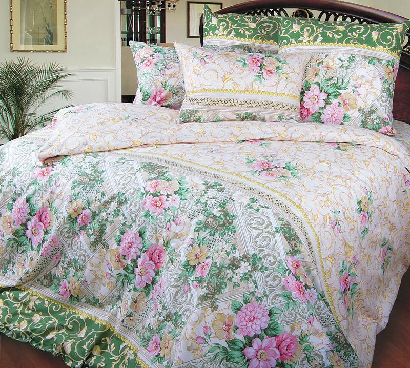 Комплект белья Текс-Дизайн Римский дворик, 2-спальный, наволочки 70х702200ПКомплект постельного белья из перкаля Римский дворик, расположившись на постели, привнесет атмосферу уюта, тепла, богатства и роскоши. Благодаря качественным краскам, используемым в производстве, белье не боится стирки, глажки и долгие годы сохраняет привлекательный вид. Перкаль - это тонкая и легкая хлопчатобумажная ткань высокой плотности полотняного переплетения, сотканная из пряжи высоких номеров. При изготовлении перкаля используются длинноволокнистые сорта хлопка, что обеспечивает высокие потребительские свойства материала. Несмотря на свою утонченность, перкаль очень практичен – это одна из самых износостойких тканей для постельного белья.
