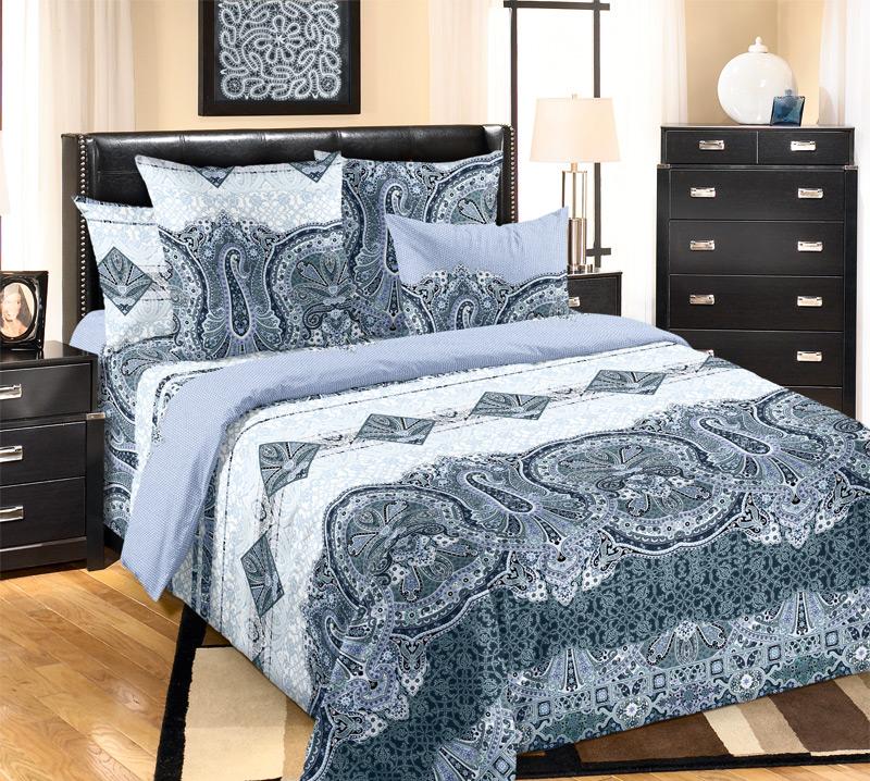 Комплект белья Белиссимо Белла 5, евро 1, наволочки 70х70, цвет: серый, белый4100БВеликолепное постельное белье Белиссимо Белла 5 выполнено из высококачественной бязи (100% хлопок) и украшено изящным рисунком. Комплект состоит из пододеяльника, простыни и двух наволочек. Бязь - хлопчатобумажная плотная ткань полотняного переплетения. Отличается прочностью и стойкостью к многочисленным стиркам. Бязь считается одной из наиболее подходящих тканей, для производства постельного белья и пользуется в России большим спросом.