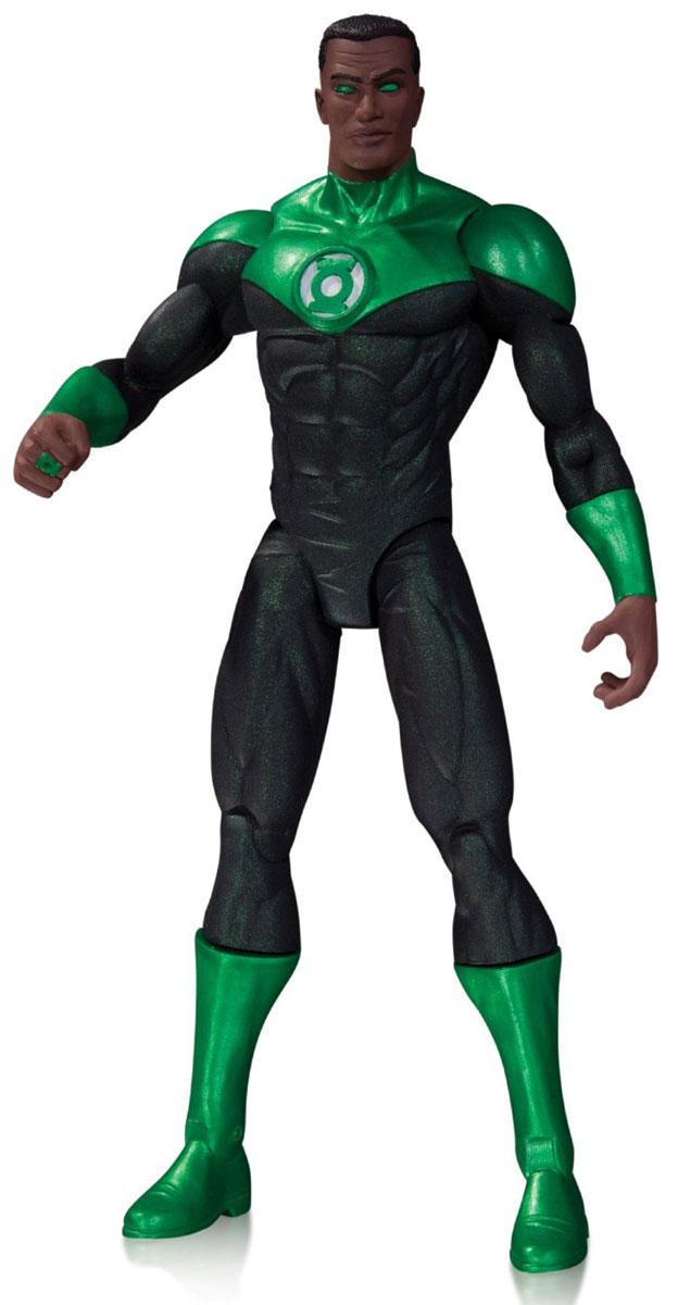 DC Comics. Фигурка Green Lantern John Stewart