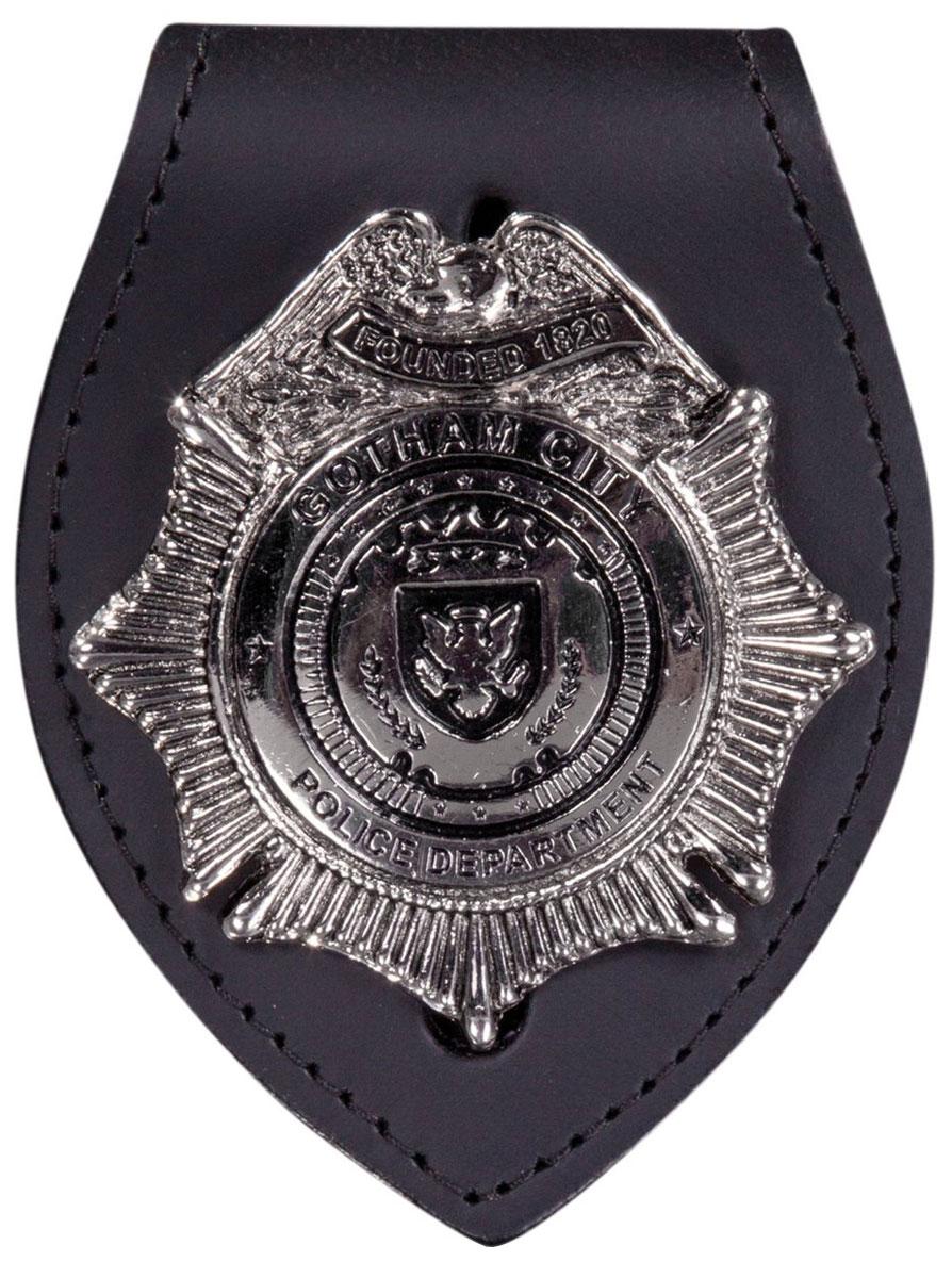 Batman. Значок Gotham City Police Badge
