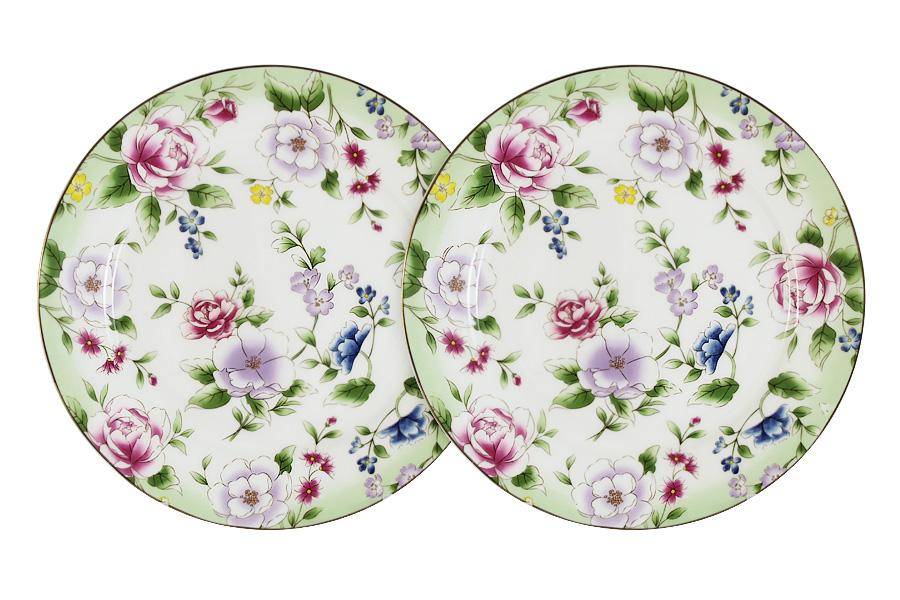 Набор десертных тарелок Colombo HD Лаура, диаметр 20,5 см, 2 штC2-AP/2-K50430ALНабор Colombo HD Лаура состоит из двух десертных тарелок, изготовленных из костяного фарфора высшего качества, отличающегося необыкновенной прочностью и небольшим весом. Яркий дизайн изделий, несомненно, придется вам по вкусу. Набор Colombo HD Лаура украсит ваш кухонный стол, а также станет замечательным подарком к любому празднику. Рекомендуется мыть в теплой воде с применением мягких моющих средств. Диаметр (по верхнему краю): 20,5 см.
