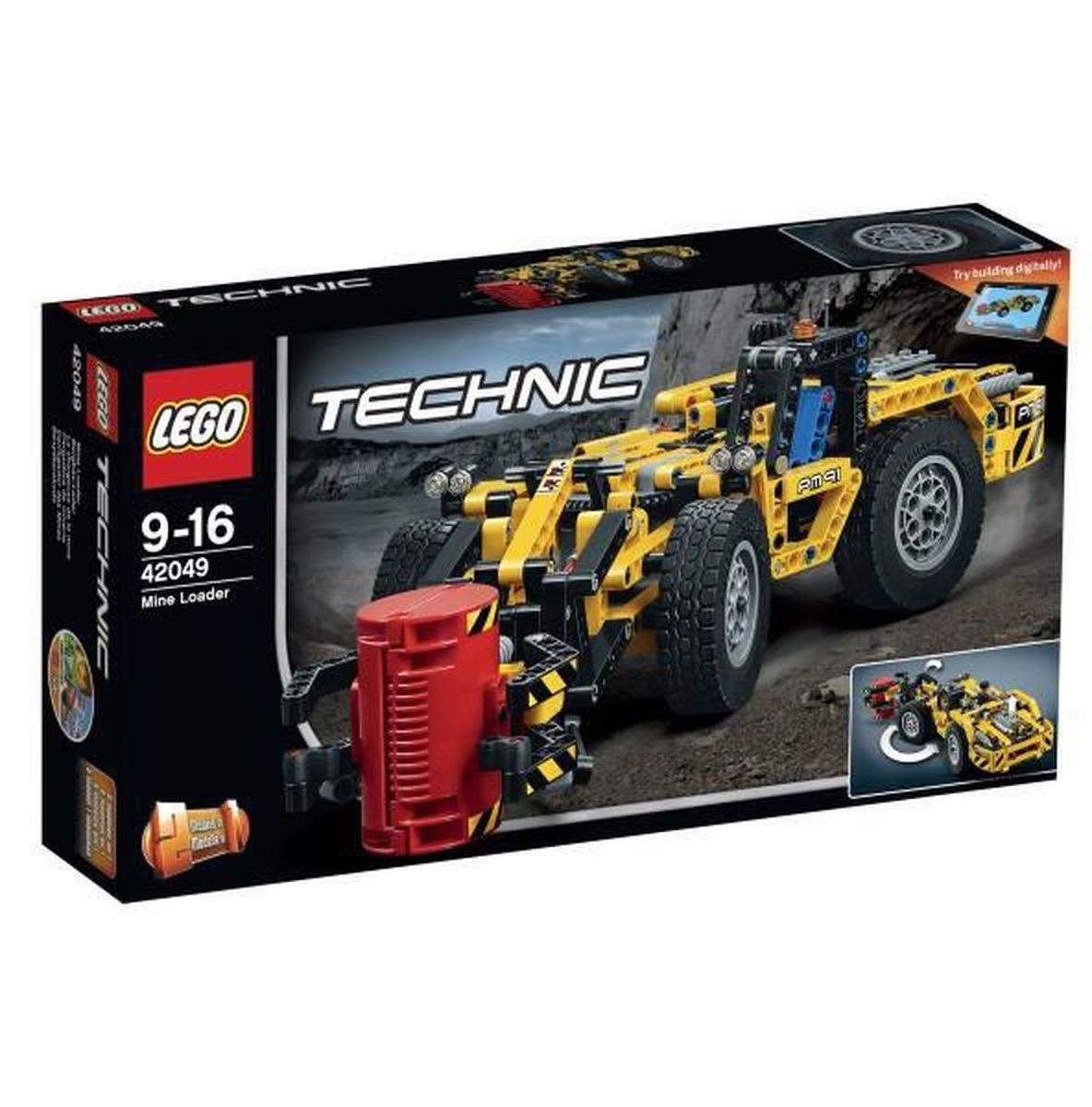 LEGO Technic Конструктор Карьерный погрузчик 4204942049Отправляйтесь под землю на этом прочном автомобиле 2 в 1! Погрузчик имеет классическую желто-черную цветовую схему, детализированный двигатель с движущимися поршнями, вращающимся вентилятором и массивные колеса с огромными шинами. Управляйте погрузчиком, чтобы переместить машину в нужное место, а затем активируйте универсальное захватное устройство, чтобы поднять и загрузить тяжелый груз. Когда все тяжелые грузы будут перемещены, переделайте модель в удивительную карьерную машину! Набор включает в себя 476 разноцветных пластиковых элементов. Конструктор станет замечательным сюрпризом вашему ребенку, который будет способствовать развитию мелкой моторики рук, внимательности, усидчивости и мышления. Играя с конструктором, ребенок научится собирать детали по образцу, проводить время с пользой и удовольствием.