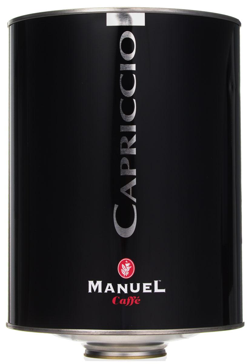 Manuel Capriccio кофе в зернах, 2 кг8006536200640Manuel Capriccio - лучшая смесь для приготовления на профессиональном оборудовании. Кофе темной обжарки. Сбалансированный вкус с устойчивым послевкусием.