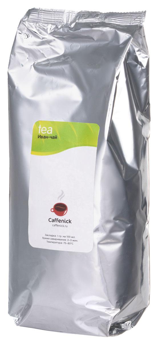 Caffenick Иван-Чай травяной листовой чай, 500 г4610001572923Ферментированный чай Caffenick Иван-Чай обладает приятным, чуть терпким вкусом с душистым цветочно-травяным ароматом. Caffenick Иван-чай содержит много белка, который легко усваивается организмом, что позволяет просто и быстро насыщаться энергией.