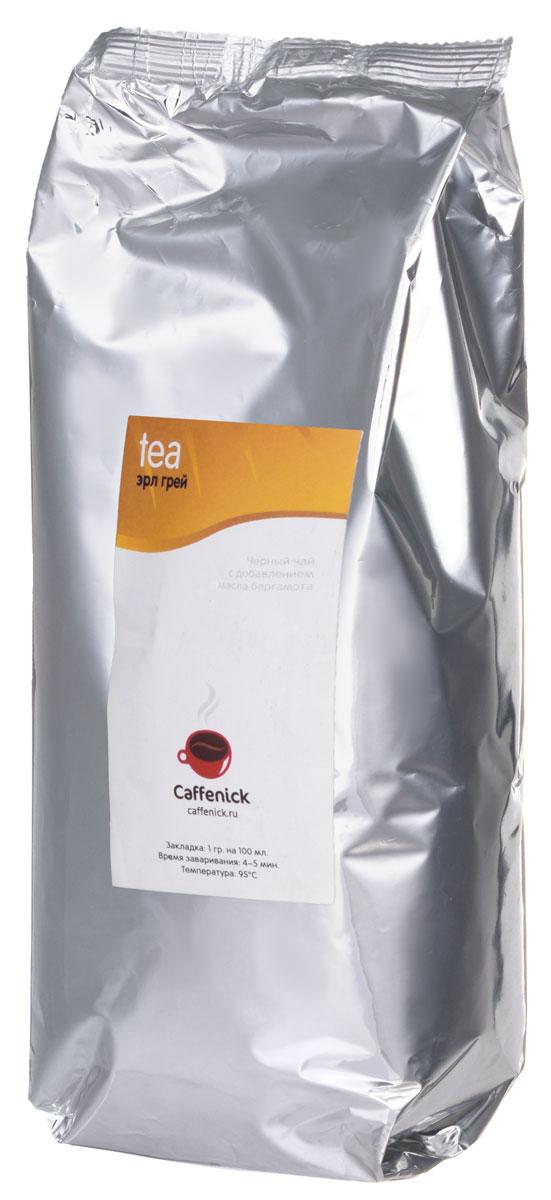 Caffenick Эрл Грэй черный листовой чай, 500 г4610001572855Черный чай Caffenick Эрл Грэй с добавлением масла бергамота.