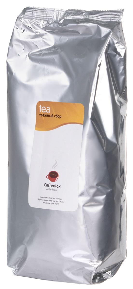 Caffenick Таежный сбор черный листовой чай, 500 г4610001572916Черный чай Caffenick Таежный сбор с мятой и можжевельником напомнит о прохладе таежного леса. Чай бодрит и снимает усталость и подходит для употребления как утром, так и в любое время дня.