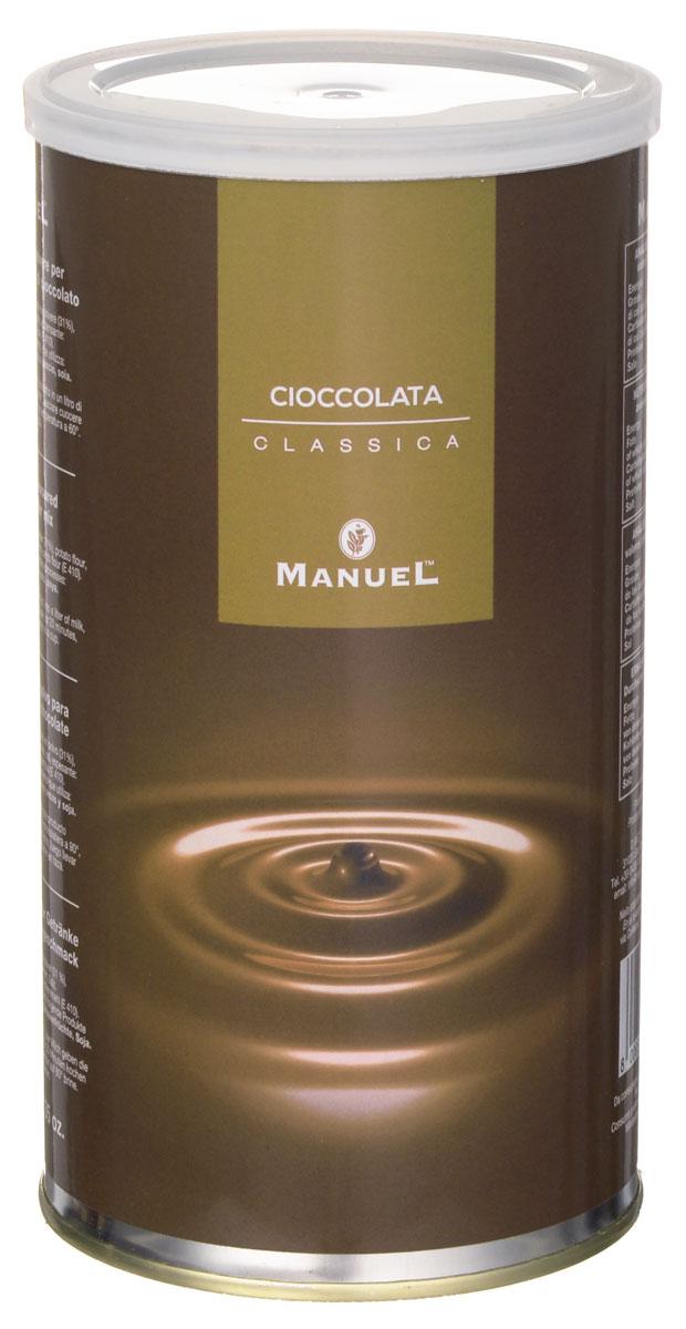 Manuel Горячий шоколад, 1000 г (ж/б)